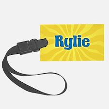 Rylie Sunburst Luggage Tag