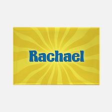 Rachael Sunburst Rectangle Magnet
