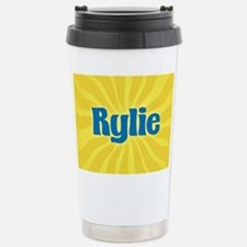 Rylie Sunburst Travel Mug