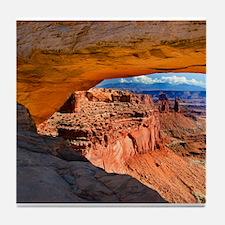 Mesa Arch Tile Coaster