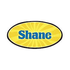 Shane Sunburst Patch