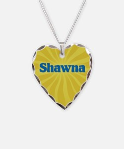 Shawna Sunburst Necklace