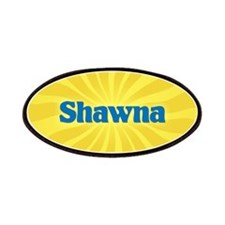 Shawna Sunburst Patch