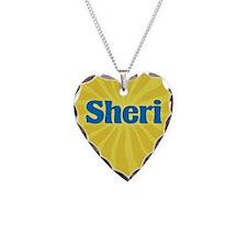 Sheri Sunburst Necklace