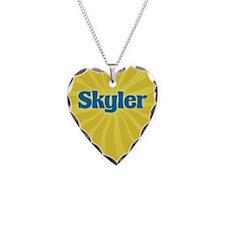 Skyler Sunburst Necklace