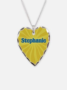 Stephanie Sunburst Necklace