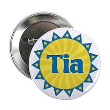 Tia Sunburst Button