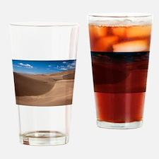 Colorado Sand Dunes Drinking Glass