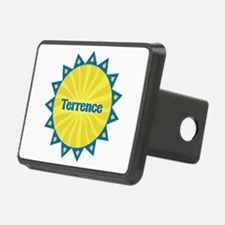 Terrence Sunburst Hitch Cover