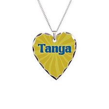 Tanya Sunburst Necklace