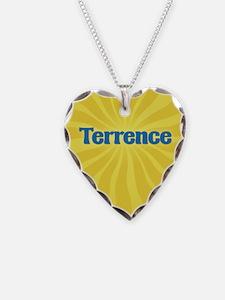 Terrence Sunburst Necklace