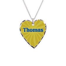 Thomas Sunburst Necklace