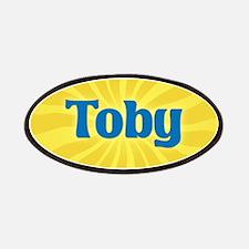 Toby Sunburst Patch