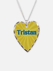 Tristan Sunburst Necklace