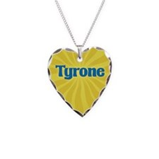 Tyrone Sunburst Necklace