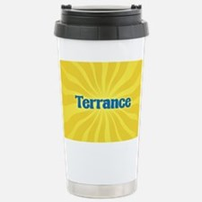 Terrance Sunburst Travel Mug