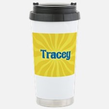 Tracey Sunburst Stainless Steel Travel Mug