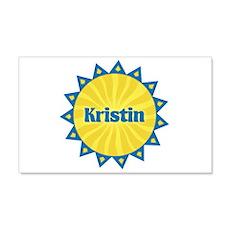 Kristin Sunburst 22x14 Wall Peel