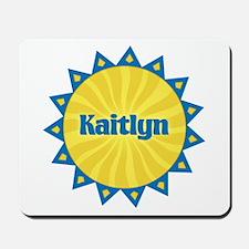 Kaitlyn Sunburst Mousepad