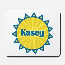 Kasey Sunburst Mousepad