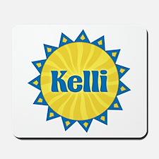 Kelli Sunburst Mousepad