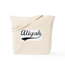 Vintage: Aliyah Tote Bag