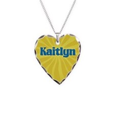 Kaitlyn Sunburst Necklace