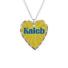 Kaleb Sunburst Necklace