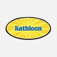 Kathleen Sunburst Patch