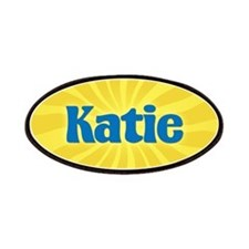 Katie Sunburst Patch