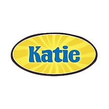 Katie Sunburst Patch
