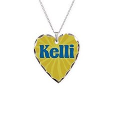 Kelli Sunburst Necklace