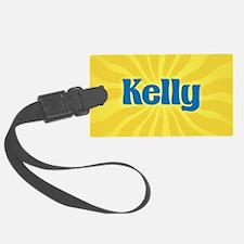 Kelly Sunburst Luggage Tag