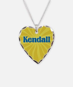 Kendall Sunburst Necklace
