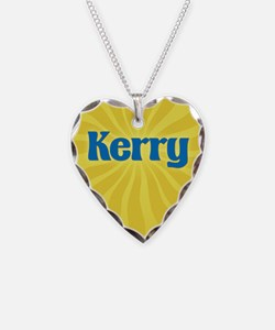 Kerry Sunburst Necklace