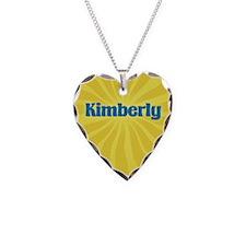 Kimberly Sunburst Necklace