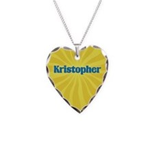 Kristopher Sunburst Necklace
