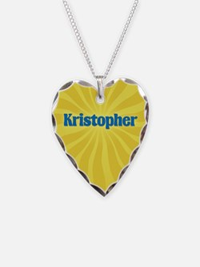 Kristopher Sunburst Necklace