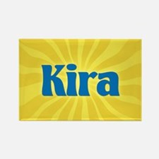 Kira Sunburst Rectangle Magnet