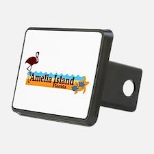 Amelia Island - Beach Design. Hitch Cover