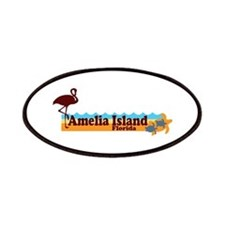 Amelia Island - Beach Design. Patches
