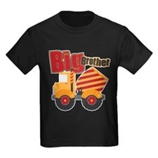 Big Bro Red Cement Truck T