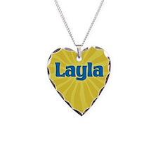 Layla Sunburst Necklace