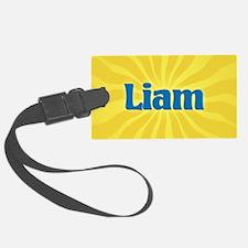Liam Sunburst Luggage Tag