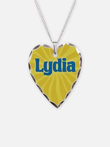 Lydia Sunburst Necklace