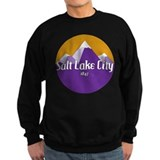 Salt lake city Sweatshirt (dark)