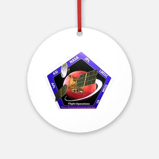MRO Flight Operations Ornament (Round)