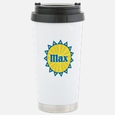 Max Sunburst Travel Mug