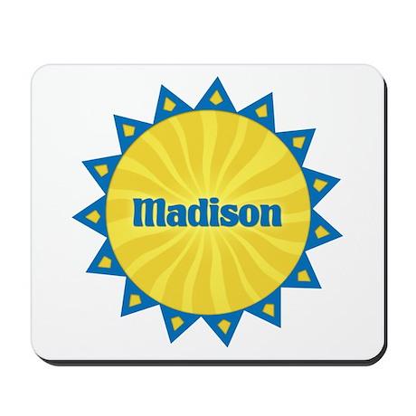 Madison Sunburst Mousepad