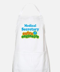 Medical Secretary Extraordinaire Apron